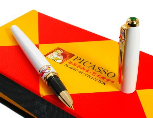 lattest-picasso-show-off-art-pure-white-fountain-pen