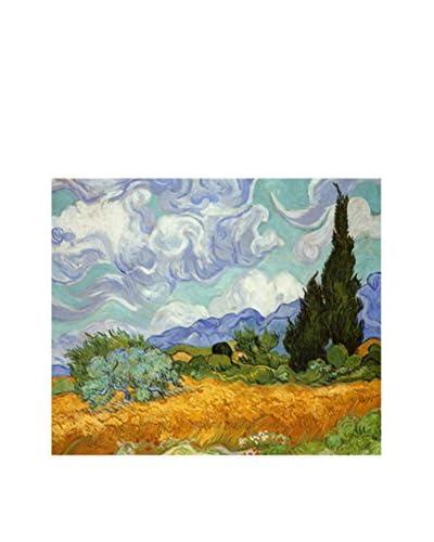 Tele d'autore by MANIFATTURE COTONIERE Panel Decorativo 100 x 85 cm