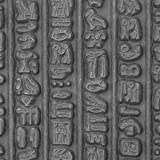 Cool Tools - Flexible Rollable Texture Tile - Hieroglyphics