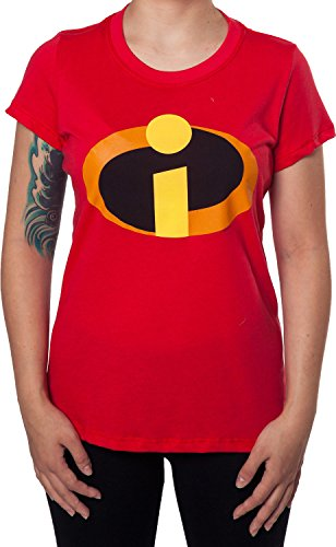 Mighty Fine Women's Incredibles Shirt