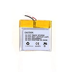 BestDealUSA High Capacity and Durable Battery for Apple iPod Shuffle 2nd 2G