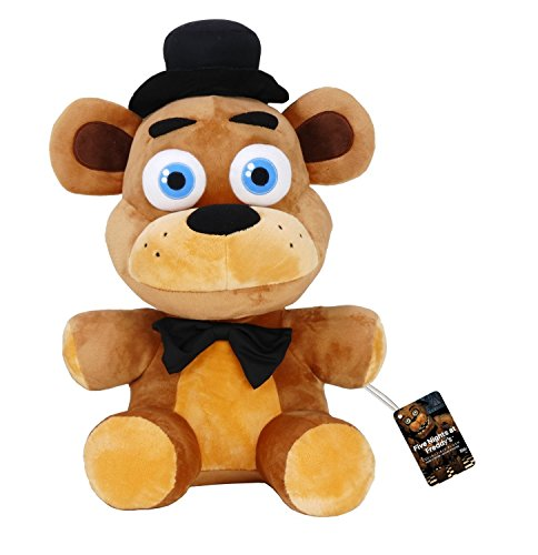 Five Nights at Freddy's, peluche Freddy