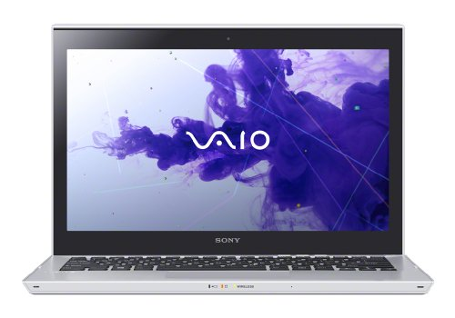 Sony VAIO T Series SVT13138CXS 13.3-Inch Touchscreen Ultrabook (Burnished)