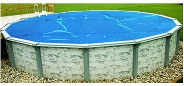 Magni-Clear Solar Cover 28' Round Above Ground Swimming Pool 5 Year Warranty