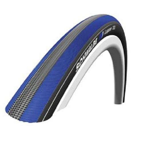 Schwalbe Lugano HS 384 Clincher Road Bicycle Tire - Wire Bead - 700x23