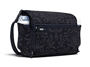 Built The Station Convertible Diaper Bag, In Night Damask