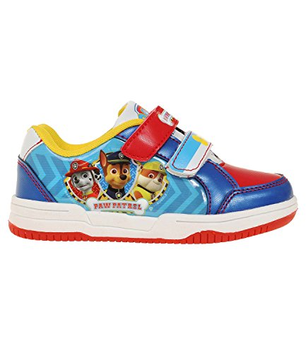 Paw-Patrol-Chicos-Zapatillas-2016-Collection-Azul