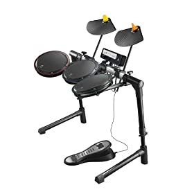 Logitech Wii Wireless Drum Controller