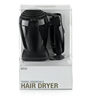 Travel Essentials Hair Dryer