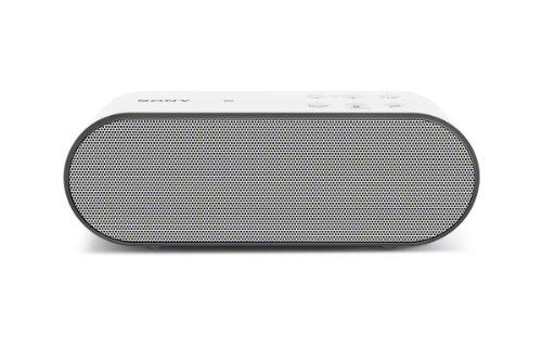 Sony Srsx2 Ultra-Portable Nfc Bluetooth Wireless Speaker (White)