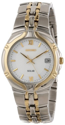 Seiko Men's SNE170 Dress Solar Classic Watch