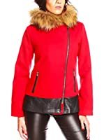 SAINT GERMAIN PARIS Chaqueta Mag (Rojo)