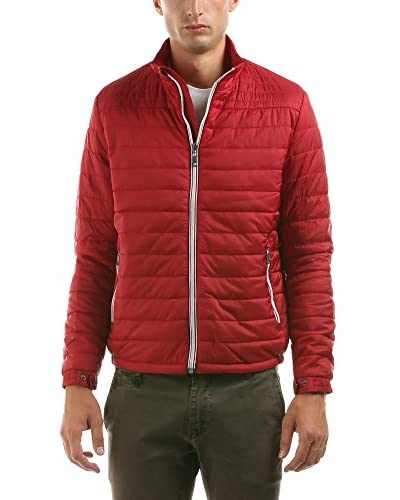 HOT BUTTERED Chaqueta Guateada Superstar Rojo S