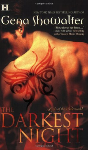 Image of The Darkest Night (Lords of the Underworld, Book 1)