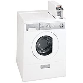 Coin Operated Front Load Washer Washing Machines