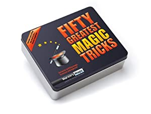 Marvin's Magic Fifty Greatest Magic Tricks (Tins)