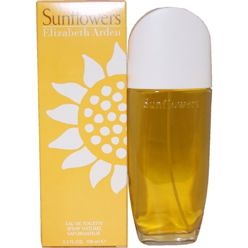 Elizabeth Arden Sunflowers Eau De Toilette 100ml