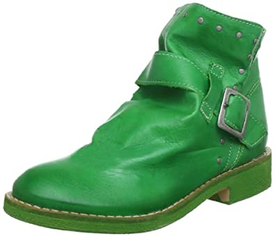 apple of eden lega boots women green gr n green size 3. Black Bedroom Furniture Sets. Home Design Ideas