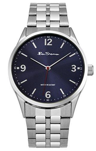 ben-sherman-orologio-analogico-da-polso-uomo-cinturino-in-acciaio-inossidabile-argento