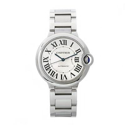 Cartier Women's W6920046 Ballon Bleu Stainless steel Watch from Cornerwind Media