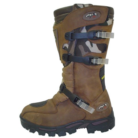 MXRX ATV BOOT CAMO - SIZE 7, Manufacturer: MOTOVAN, Part Number: 52-9017-AD, VPN: 52-9017-AD, Condition: New