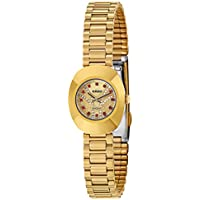 Rado R12559033 Stainless Steel Yellow Gold PVD Coated Women's Watch