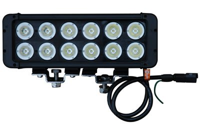 Larsonelectronics 120 Watt High Intensity Led Light Bar - 12, 10-Watt Leds - 10320 Lumen - Extreme Environment