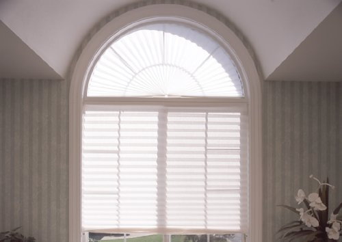 Rediarch Fabric Arch Window Shade 36 X 72 Home Garden