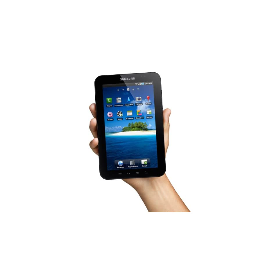 Samsung P1000 Galaxy Tablet Unlocked Android Powered with 3 MP Camera