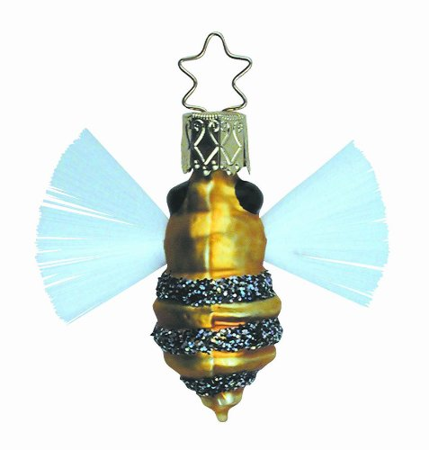 Bejeweled Bee by Inge-Glas of Germany