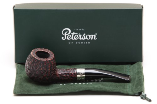 Peterson Donegal Rocky 408 Tobacco Pipe Fishtail
