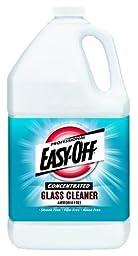 REC75116 - Glass Cleaner Concentrate, Lemon Scent, Liquid, 1 Gal. Bottle