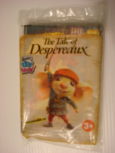 The Tales of Despereaux - 11 Piece Dor Castle 3-D Puzzle - Wendys Toy - 1