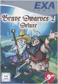 Brave Dwarves Deluxe. CD-ROM: 2