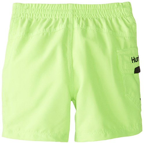 Hurley Baby Boys e and ly Boardshort Volt 12 Months