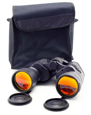 Black 30 X 50 Binoculars