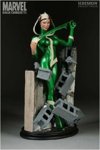 Buy Low Price Sideshow MARVEL Polystone Collectibles: Rogue Comiquette Statue by Sideshow Collectibles! Figure (B0019N4NZU)