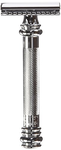 Merkur Long Handled Safety Razor 38c
