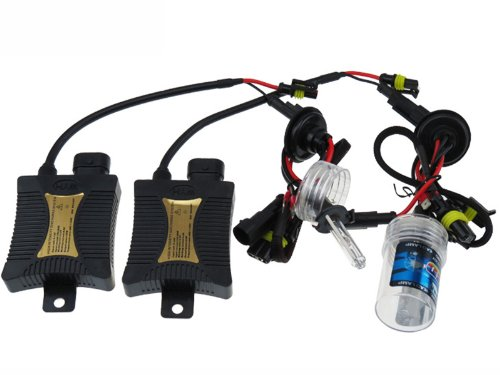 Egoodbest 35W Slim Hid Xenon Conversion Kit Ballast H1 3000K 4300K 5000K 6000K 8000K 10000K 12000K (8000K)