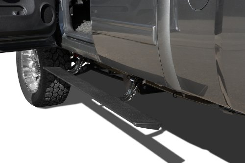 Bestop 75136-15 Powerboard Electric Retractable Running Board Set For 07-12 Tundra Double Cab