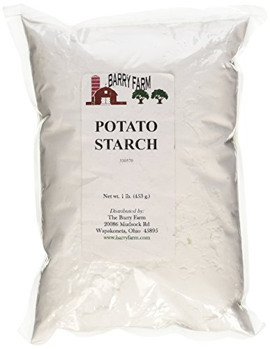 Potato Starch, 1 lb. (Potato Corn Starch compare prices)