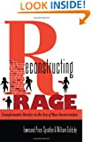 Reconstructing Rage: Transformative Reentry in the Era of Mass Incarceration (Black Studies and Critical Thinking)