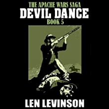 Devil Dance (       UNABRIDGED) by Len Levinson Narrated by Bill Quinn