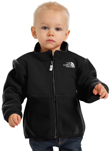 The North Face Denali Jacket R Tnf Black 3M-6M -Kids front-891214