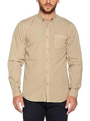Cortefiel Camisa Hombre (Camel)