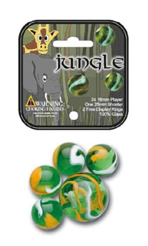 Marbles Jungle Set