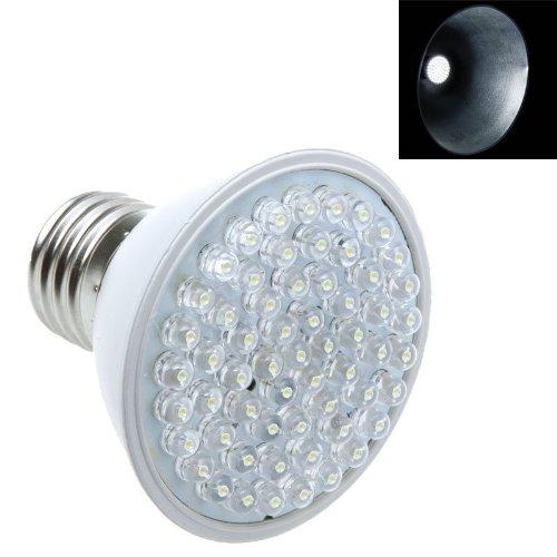 E27 220V 3W Led Light Bulb Lamp 60 Led White