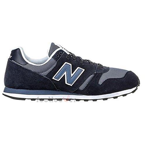 New Balance NBML373MMB Scarpe da Atletica Uomo, Blu (Navy), 44 1/2