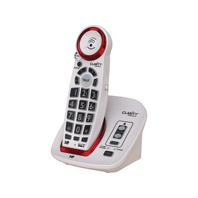 NEW CLARITY 59522.000 DECT 6.0 EXTRA LOUD CORDLESS PHONE (TELEPHONES/CALLER IDS/ANS)