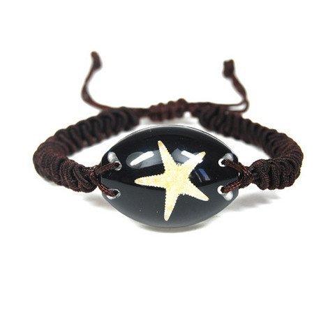 REALBUG Starfish Bracelet, Green